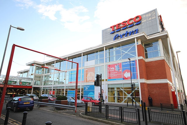 Oldham's Tesco Extra has been sold for £50-plus