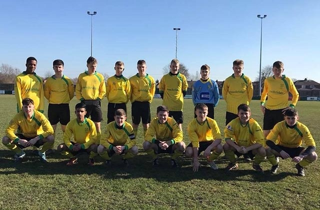 Chadderton Park under-18s Eagles suffered County Cup heartbreak