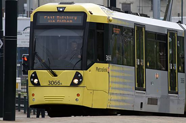 There was major disruption on the Metrolink network last Monday