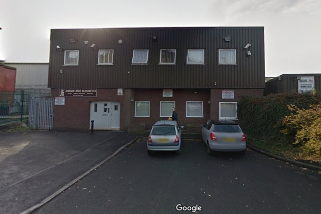 Johnson Bros Ltd, in Oldham