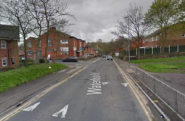 A teenage boy was among four arrested in Glodwick murder investigation.