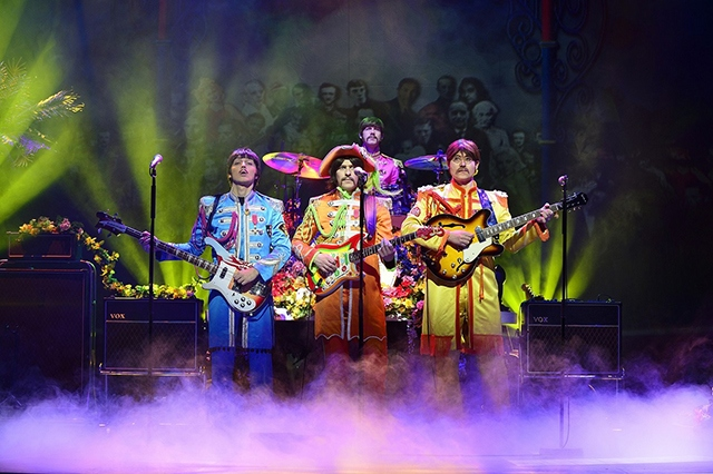 Are you ready for 'Let it Be' at the Manchester Opera House?