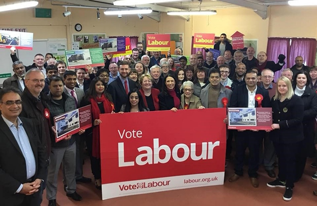 Labour has a positive message for Oldham