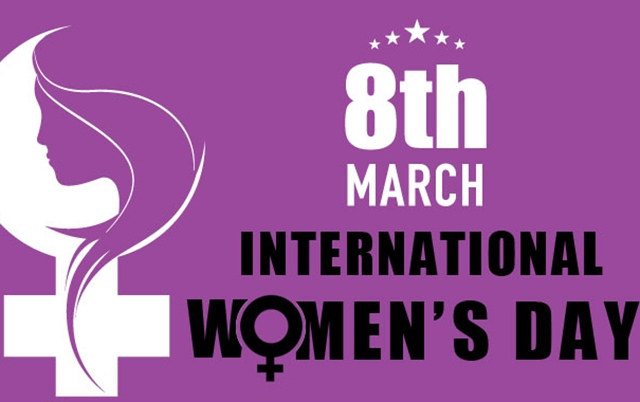It's International Women's Day on Wednesday
