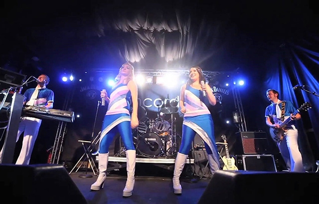 The hugely popular Abba Fever are heading to Uppermill on May 11