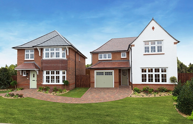 New homes at Fox Meadows