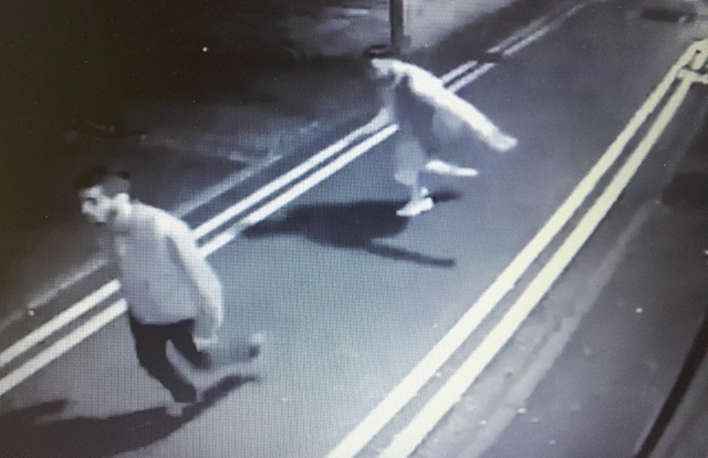CCTV showing people police want to speak to has been released, and anyone with information is encouraged to come forward