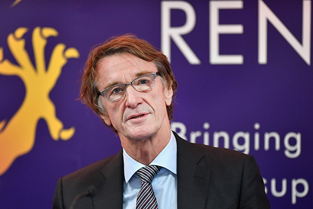 Jim Ratcliffe is the chief executive of Ineos, but he spent his formative years living in Failsworth