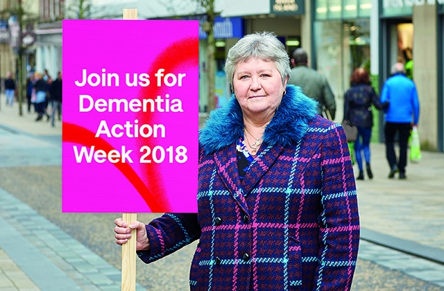 Alzheimer's Society's Dementia Action Week takes place between May 21-27
