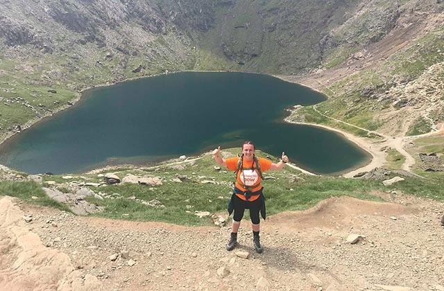 You can join Meningitis Now and tackle the Three Peaks Challenge