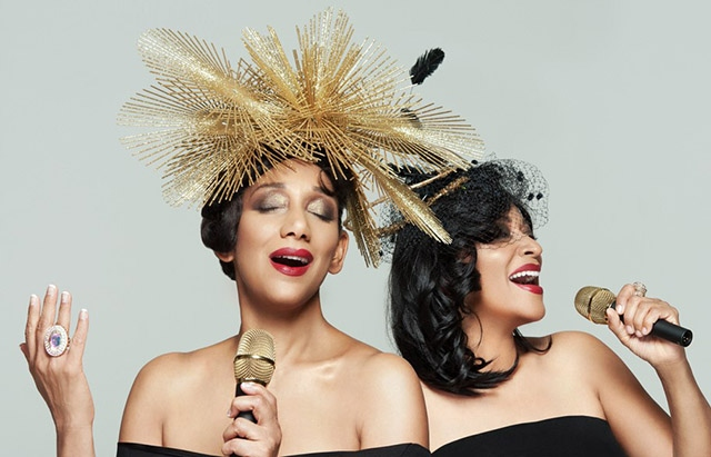 Sister Sledge are set to woo Saturday's Cotton Clouds festival-goers