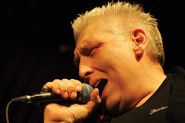 Singing star Chris Farlowe will appear at Manchester Opera House on Saturday, November 10