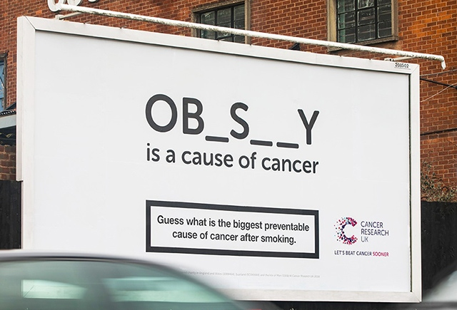 Obesity overtaking smoking as biggest female cancer risk