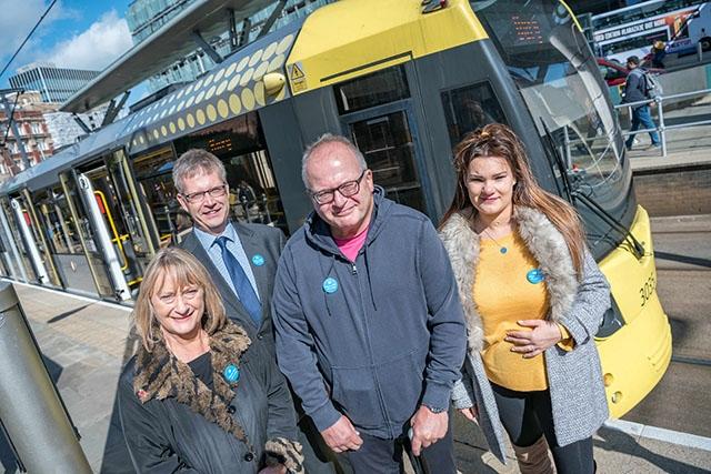 Oldham News Main News Making Public Transport Easier