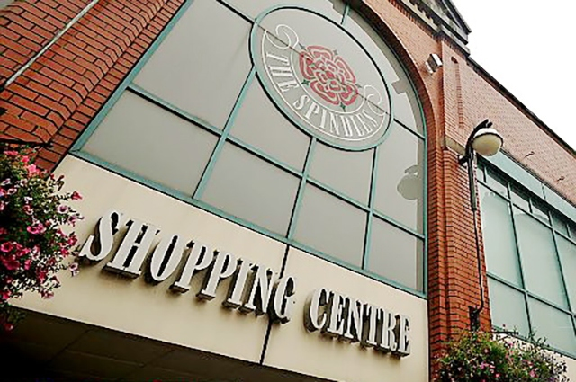 The shop will be situated in the Town Square Shopping Centre