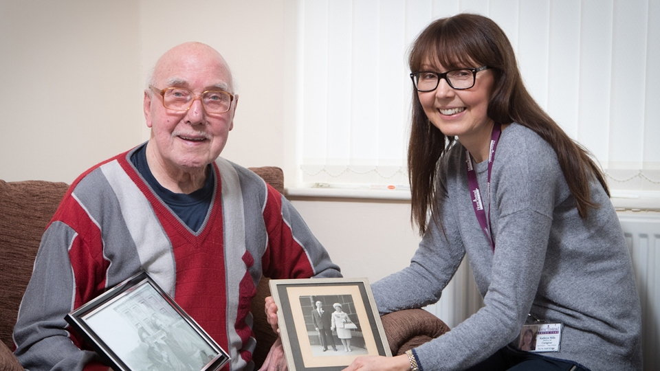 Care company urge public to help combat loneliness amongst elderly in Oldham