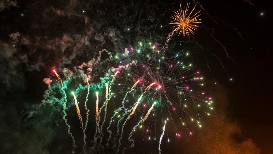 Oldham's Big Bang celebrates moon landings