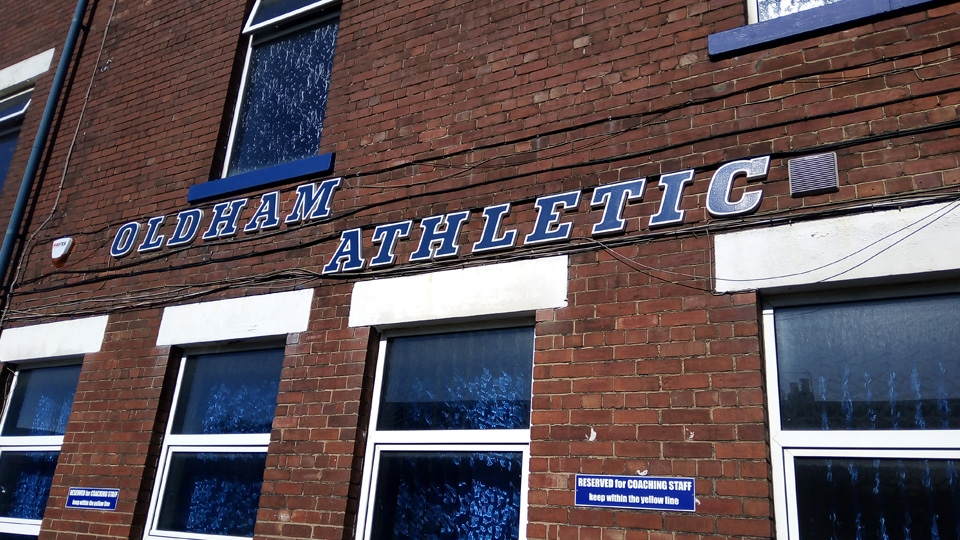 Oldham Athletic could face a points penalty