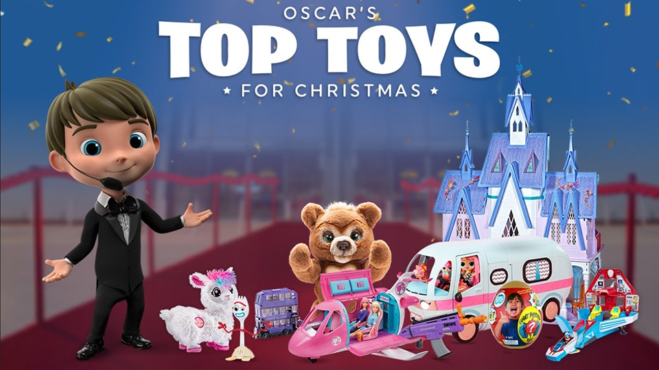 Smyths Toys have unveiled their Top Ten