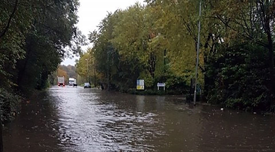Why this important link road keeps flooding
