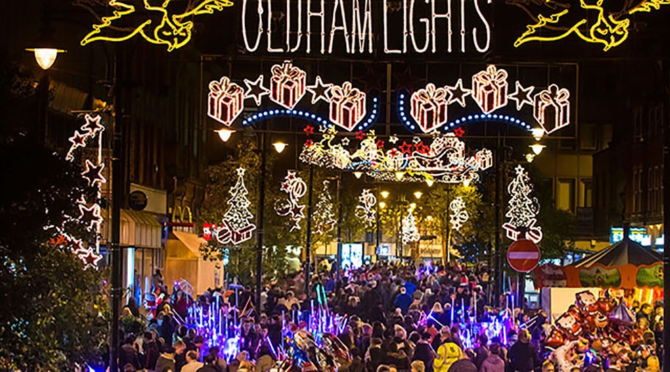 Get ready for your local Christmas lights switch-on events - Oldham Chronicle