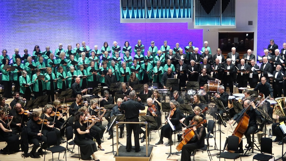 The concert at the RNCM
