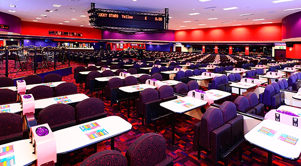 Have you called 'House!' at Mecca Bingo this year?