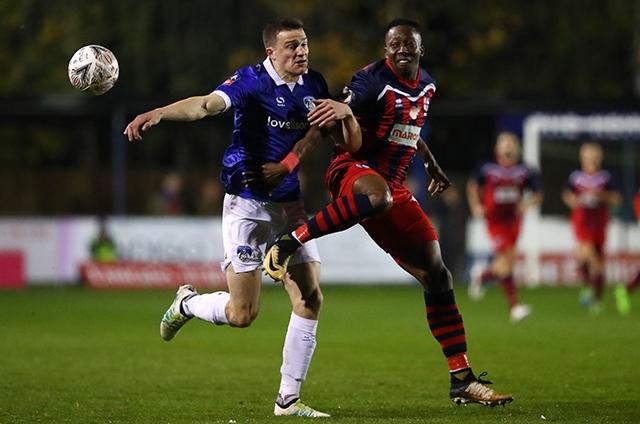 8f134342fe4 Portsmouth join race for Oldham Athletic defender