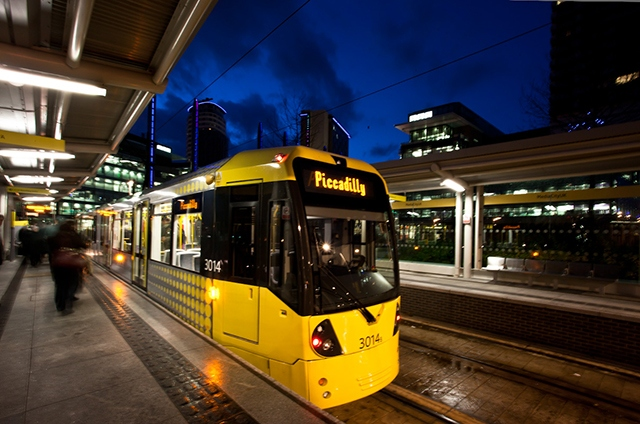 The plan to link Middleton with Greater Manchester's Metrolink system was included in the GM Transport Strategy 2040 published this week