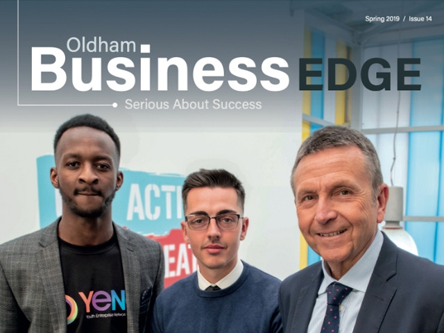 New edition of Oldham Business Edge