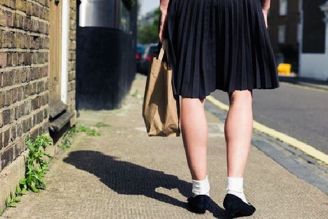 'Upskirting' Becomes Illegal As