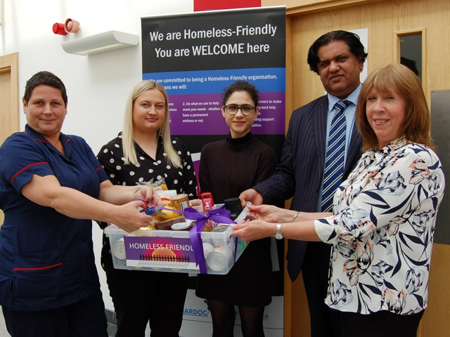 Homeless-Friendly initiative hopes to aid those in need across Greater Manchester