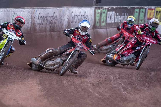 Belle Vue v Peterborough
