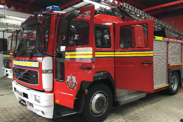 Engines in Oldham and Heywood are set to go along with firefighters and support staff