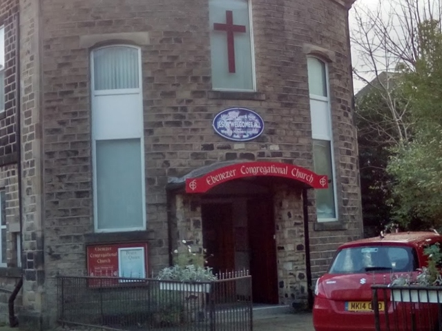 Ebenezer Congregational Church in Uppermill