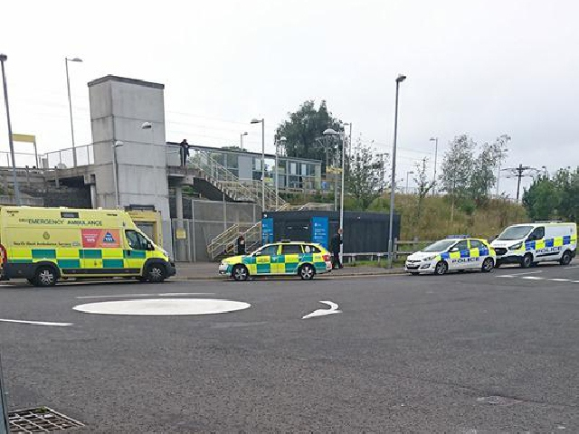 Investigation launched after stabbing at Hollinwood tram stop