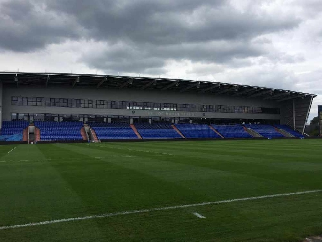 Latics cancel friendly with neighbours Bolton Wanderers