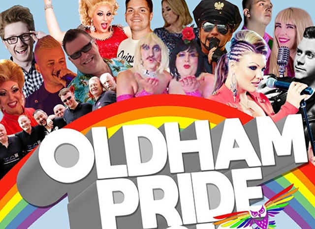 Oldham Pride takes place on Saturday