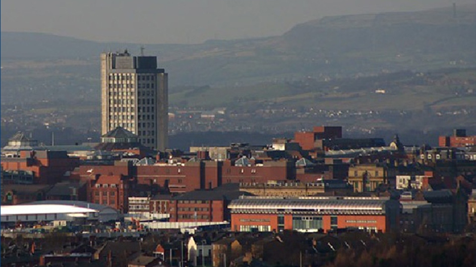 Oldham will get funding from the Towns Fund