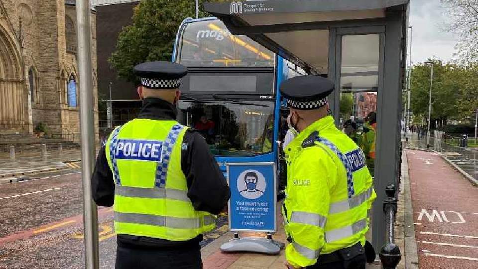 The TravelSafe Partnership (TSP) has held a number of targeted days of action at busy transport interchanges and tram stops over the last two weeks