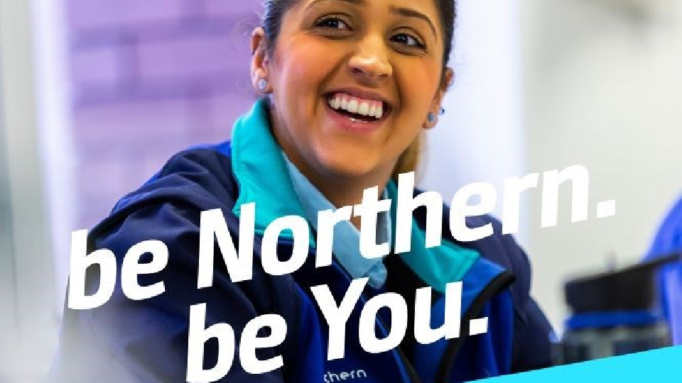 Be Northern, the rail operator's new recruitment campaign, underlines the journey the operator is on to improve diversity levels within its workforce