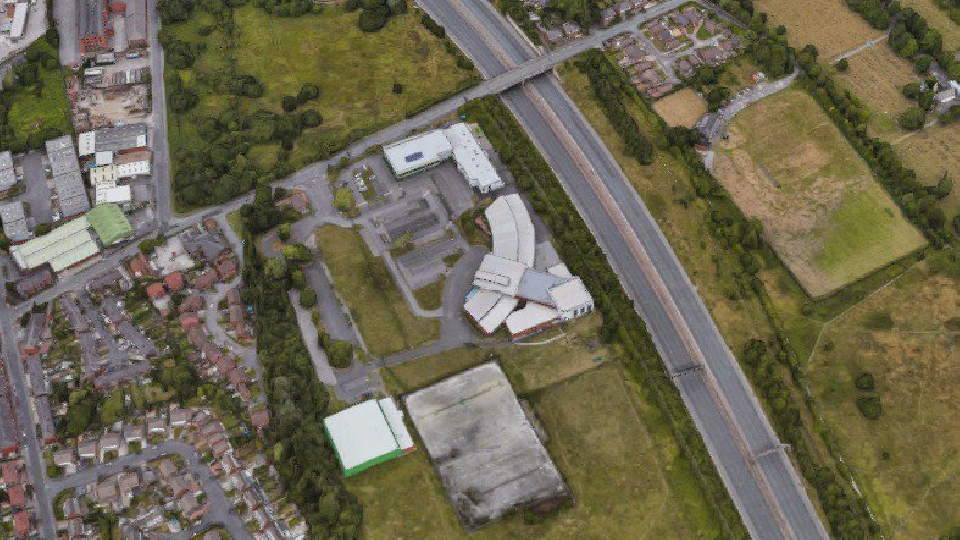 If approved the new homes will be built on the site of the former Kaskenmoor School in Hollinwood