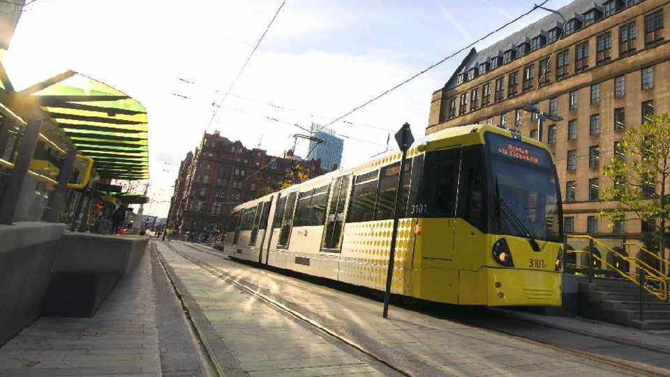 The first new tram will be put into service before Christmas