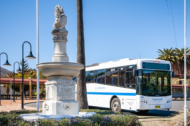 Buslines is based in New South Wales, Australia