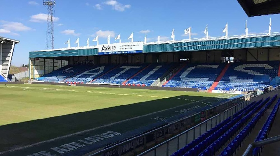 All club events hosted at Boundary Park have been cancelled after further guidance from the EFL