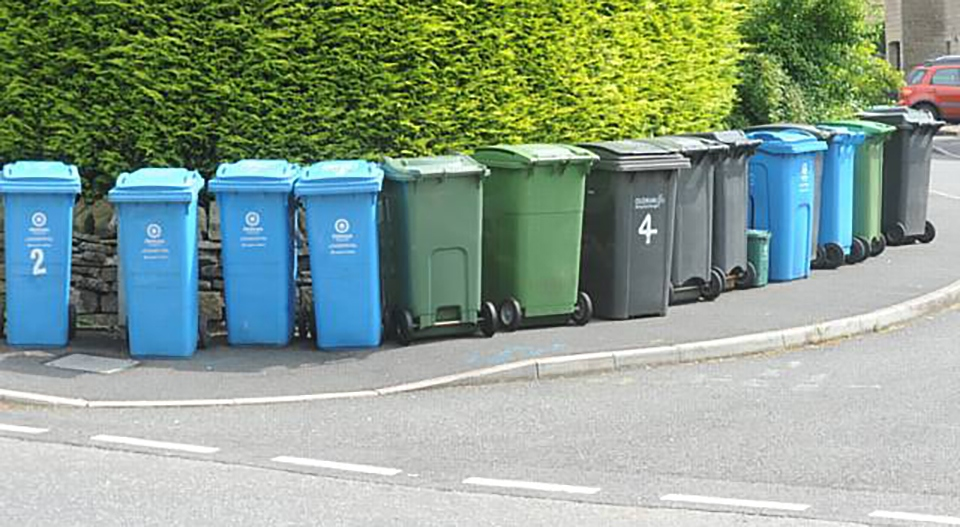 A full bin service is going to be restarted from next week