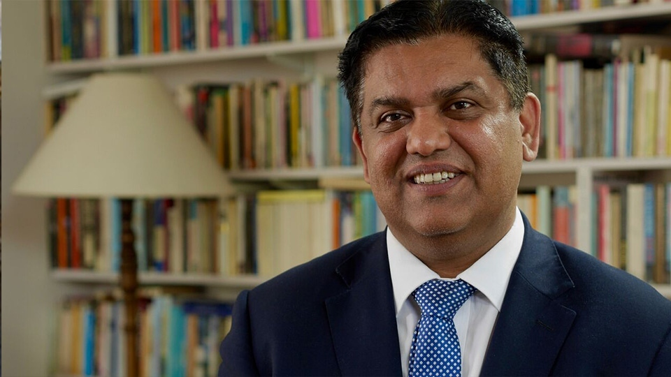Council health chief Dr Zahid Chauhan OBE