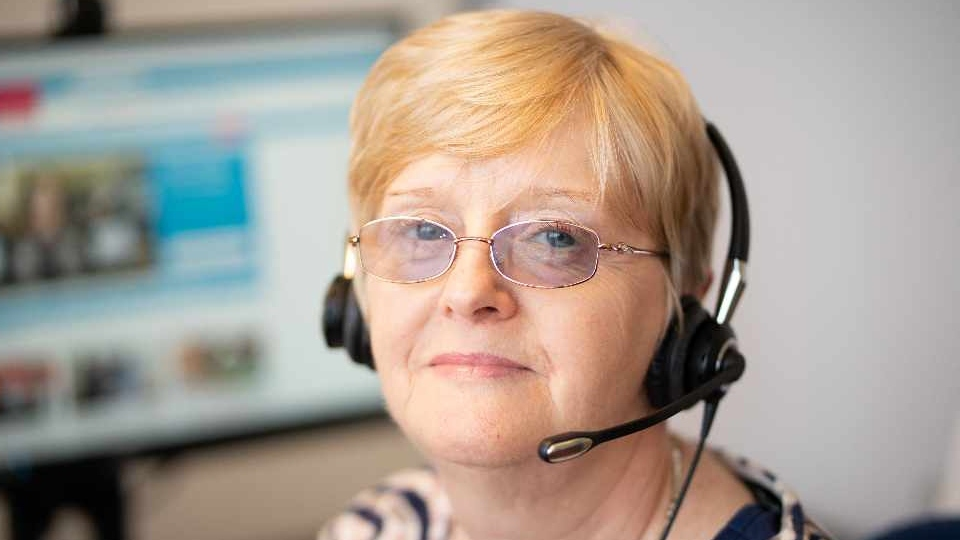 Calls to the charity's helpline about COVID-19 have increased five-fold