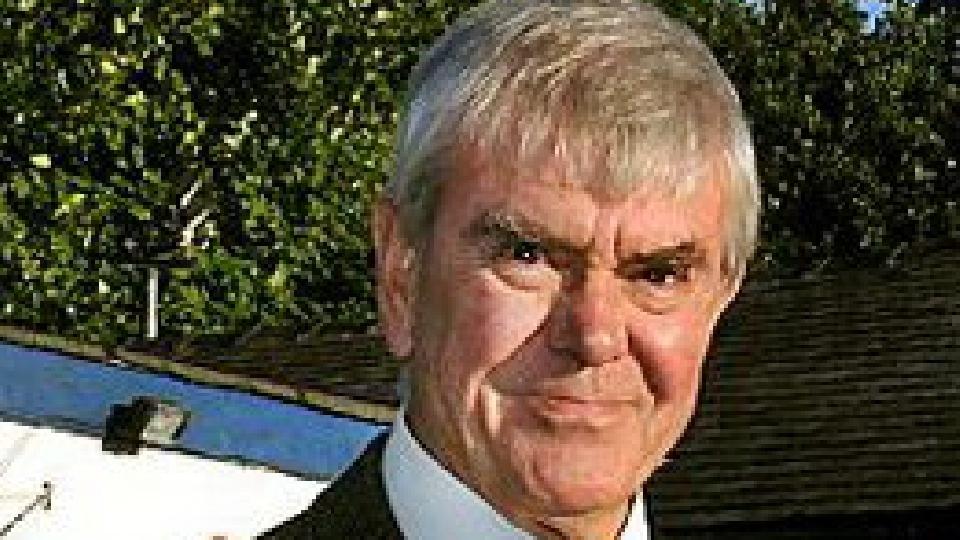 Roughyeds and local cricket stalwart Eddie dies, aged 83