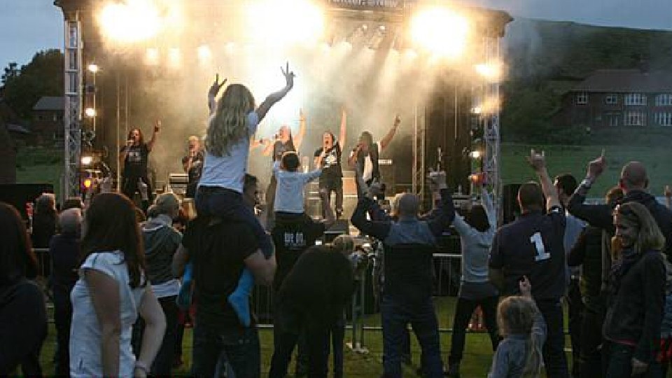 The Party in the Park has always been a massively popular event